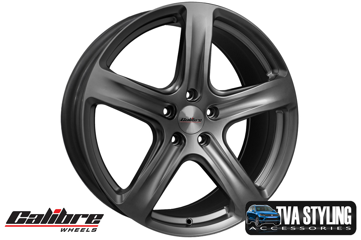 """Our VW  Caddy 18"""" alloy wheels really enhance the styling of your Caddy. Beautifully formed with superior design. Load rated. Buy online at Trade van Accessories."""