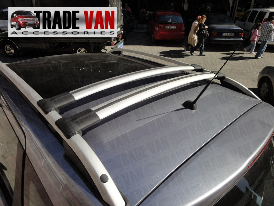 ford connect roof bars roof rails roof racks van accessories front bars side steps side bars rear steps chrome mirror covers door handle covers at trade van accessories for transit connect van styling