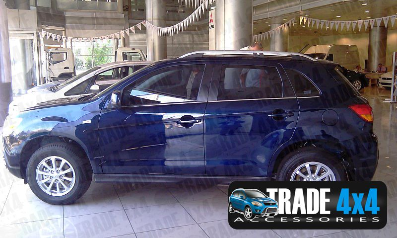 Our Roof Rails Roof Rack & Roof Bars for Mitsubishi ASX really upgrade your ASX styling Accessories