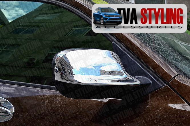 Our chrome BMW X1 mirror covers are an eye-catching and stylish addition for your 4x4. Buy online at Trade 4x4 Accessories.