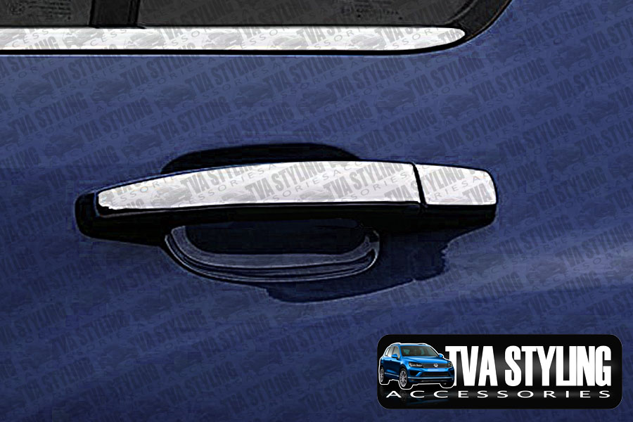 Our chrome Chevrolet Trax door handle covers are an eye-catching and stylish addition for your car. Buy online at Trade car Accessories.