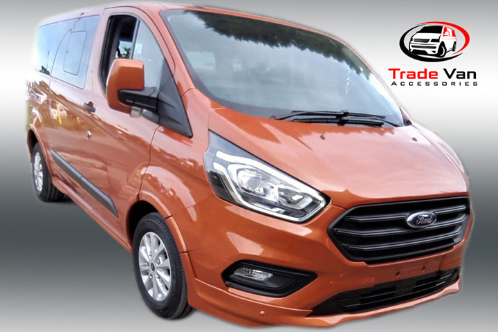 Ford Transit Custom 2018> Sport Body Kit