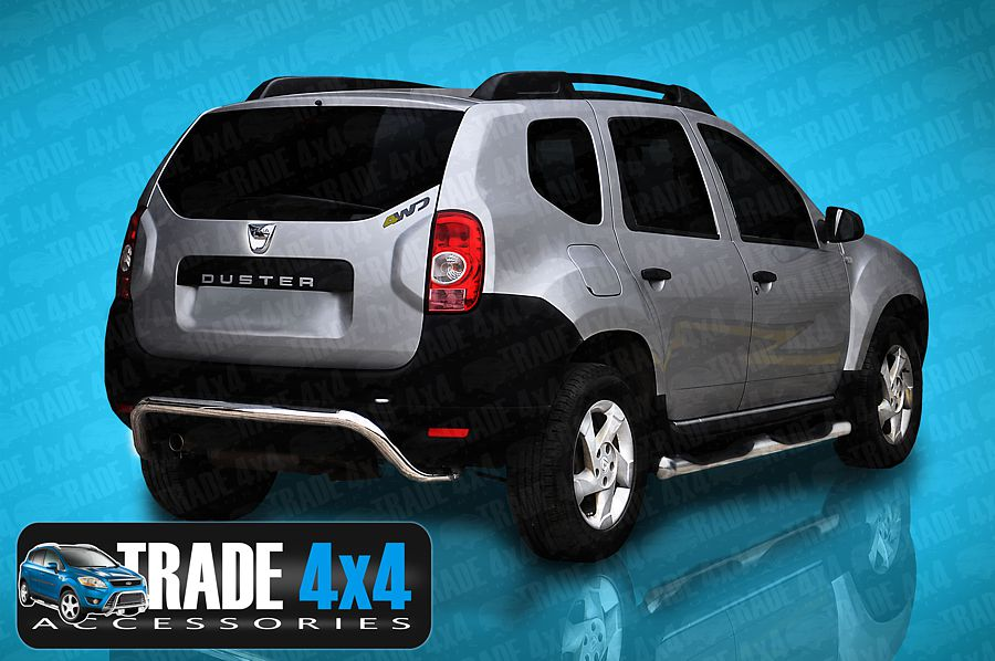Dacia Duster Rear Bar Duster Rear Styling Accessories