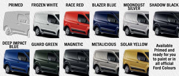 Ford Connect Body Kit Choice of Colours
