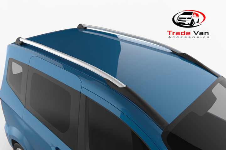 Ford Courier Roof Rails 2014 On