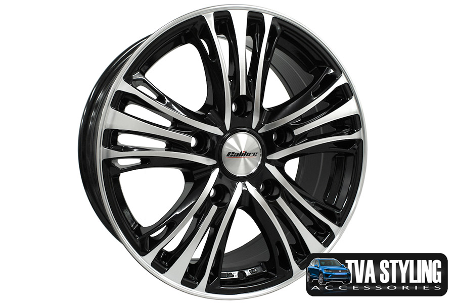 """Our Ford Transit Custom 18"""" alloy wheels really enhance the styling of your Transit Custom. Beautifully formed with superior design. Load rated. Buy online at Trade van Accessories."""