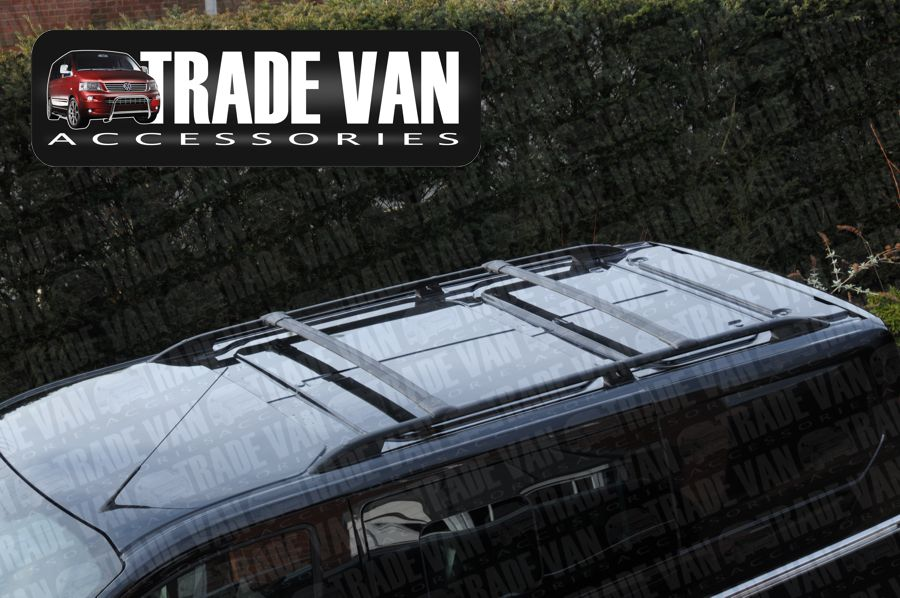 Our Ford Transit Custom Sahara Roof Rails And Rack Accessories Really Upgrade Your Van