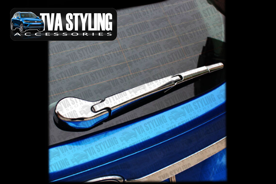 Our chrome Ford Focus rear wiper cover is an eye-catching and stylish addition for your car. Buy online at Trade car Accessories.