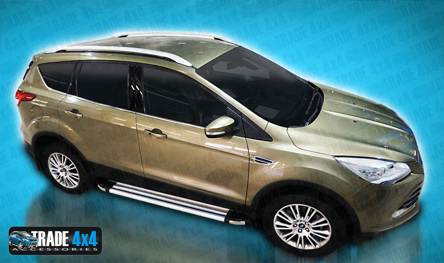 ford kuga running boards brilliant 2013 ford kuga side styling. Black Bedroom Furniture Sets. Home Design Ideas