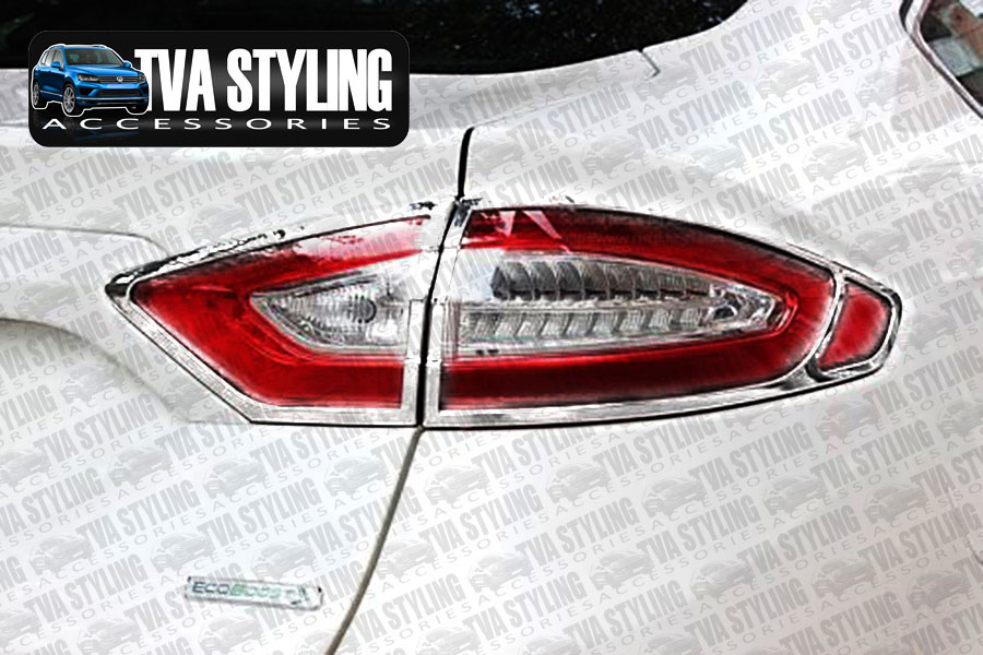 Our chrome Ford Mondeo rear light covers are an eye-catching and stylish addition for your car. Buy online at Trade car Accessories.