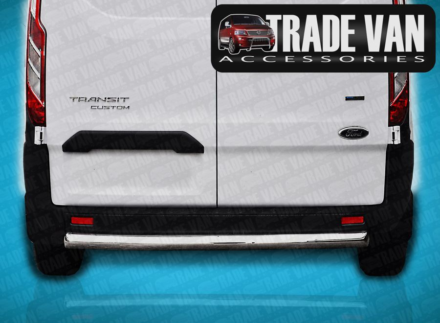 Ford Transit Custom Rear Bar Transit Custom Rear Bar