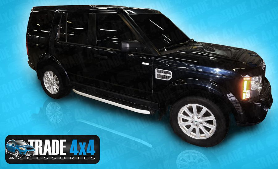 Land Rover Discovery 3 Running Boards Alyans Land Rover
