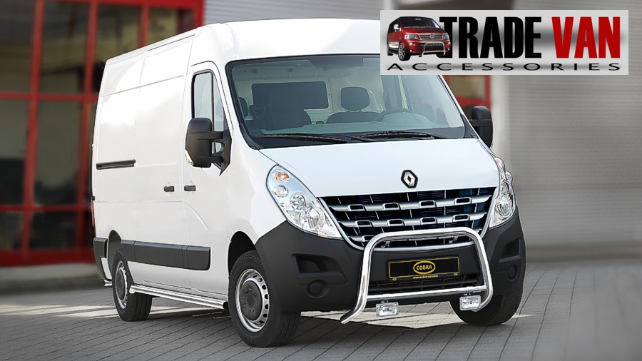 Renault master van accessories