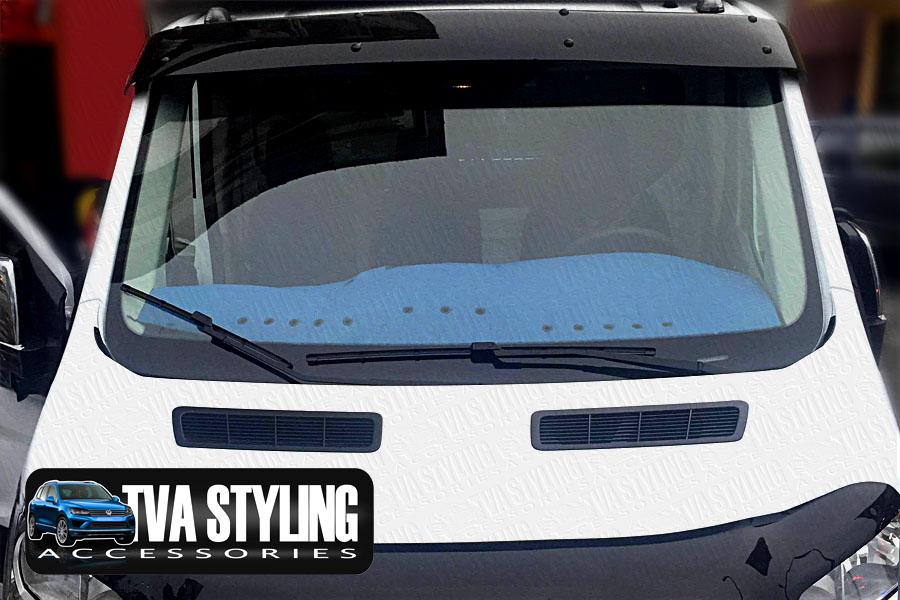 Mercedes Vito Sun Visor Shield Mercedes Vito Front