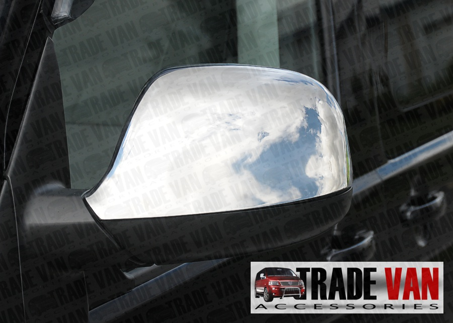 chrome mirror covers vw amarok side steps in chrome stainless steel for the vw amarok 4x4 pickupand  are in stock at Trade Van Accessories. We have Side Bars Side Steps Runningboards Chrome handle covers and chrome mirror covers for your vw amarok  4x4 and much more at https://cdn1.bigcommerce.com/server4500/e57be