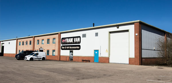 Trade Van Accessories Warehouse Location