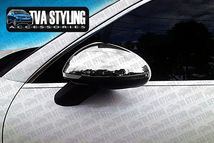Our chrome Porsche Macan mirror covers are an eye-catching and stylish addition for your car. Buy online at Trade car Accessories.