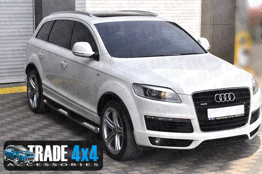 audi q5 side steps fitting instructions