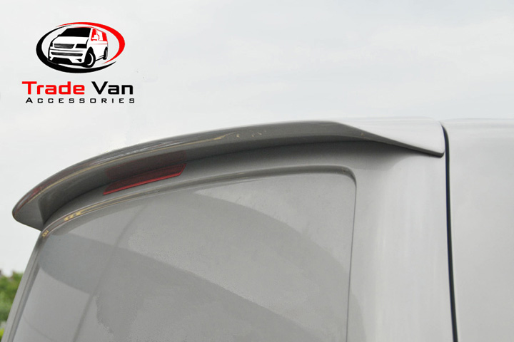 VW T5 TAILAGTE SPOILER REFLEX SILVER