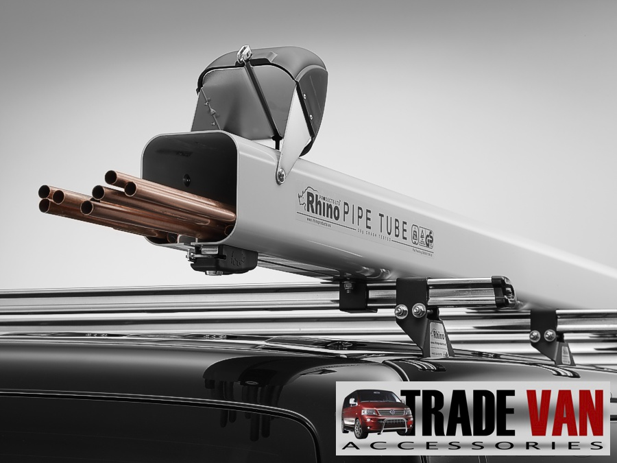 Rhino Pipe Tube Carrier 3 0m Length Side Mounted For