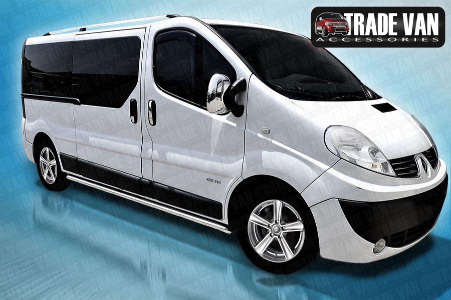 stainless-steel-side-bars-sport-line-for-vauxhall-vivaro-vans