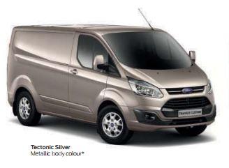 Ford Transit Custom Van Styling Accessories
