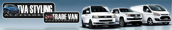 TVA Styling and trade van accessories for car 4x4 and van buy online