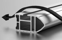 Ulti Bar Van Roof Bars by Van Guard made in the UK. Aerodynamic Roof Bars. Buy online at Trade Van Accessories.