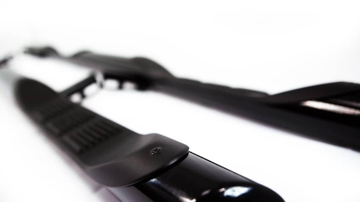 Viper Ford Custom Side Bars Black