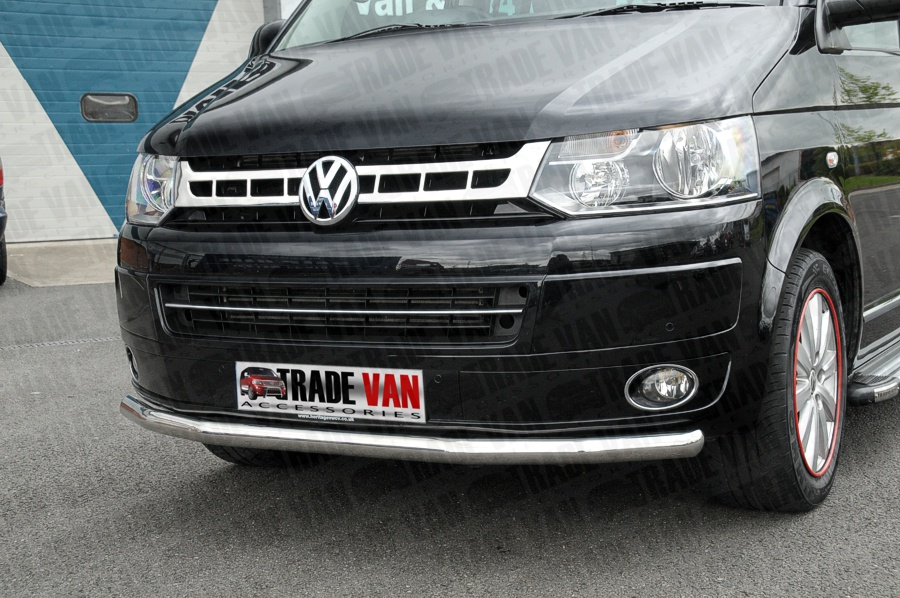 volkswagen-t5-transporter-vw-front-lower-bumper-city-bar-protector-stainless-steel-guard-saftey-bumper-bar-trade-van-accessories-hand-polished-volkswagen