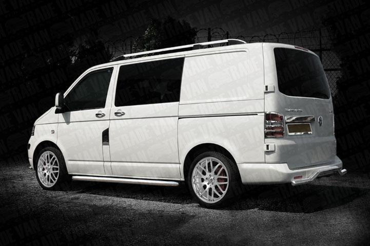 "VW T6 Transporter VENOM 20"" Alloy Wheels Hyper Silver Set of 4"
