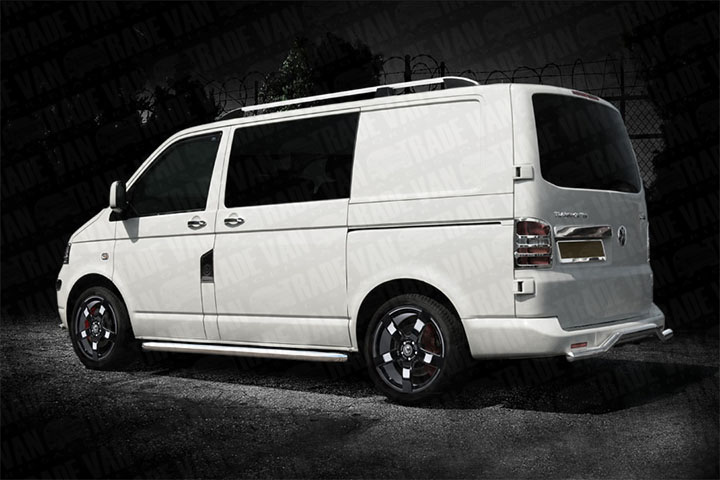 "VW T6 Transporter VIPER 20"" Alloy Wheels Super Black Set of 4"