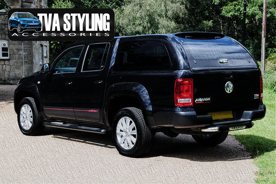 We are the UK's leading provider of 4x4, Van and Car accessories and produce a wide range of hardtops, Grand Hardtops, tonneau covers as well as a full range of styling accessories.