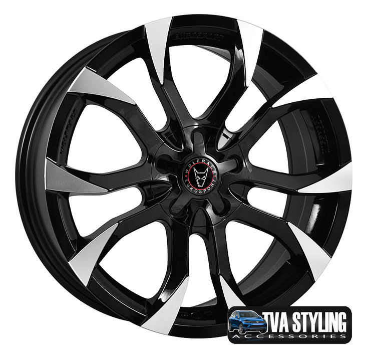 """Our VW T6 Transporter 18"""" alloy wheels really enhance the styling of your T6 Transporter. Beautifully formed with superior design. Load rated. Buy online at TVA Styling."""