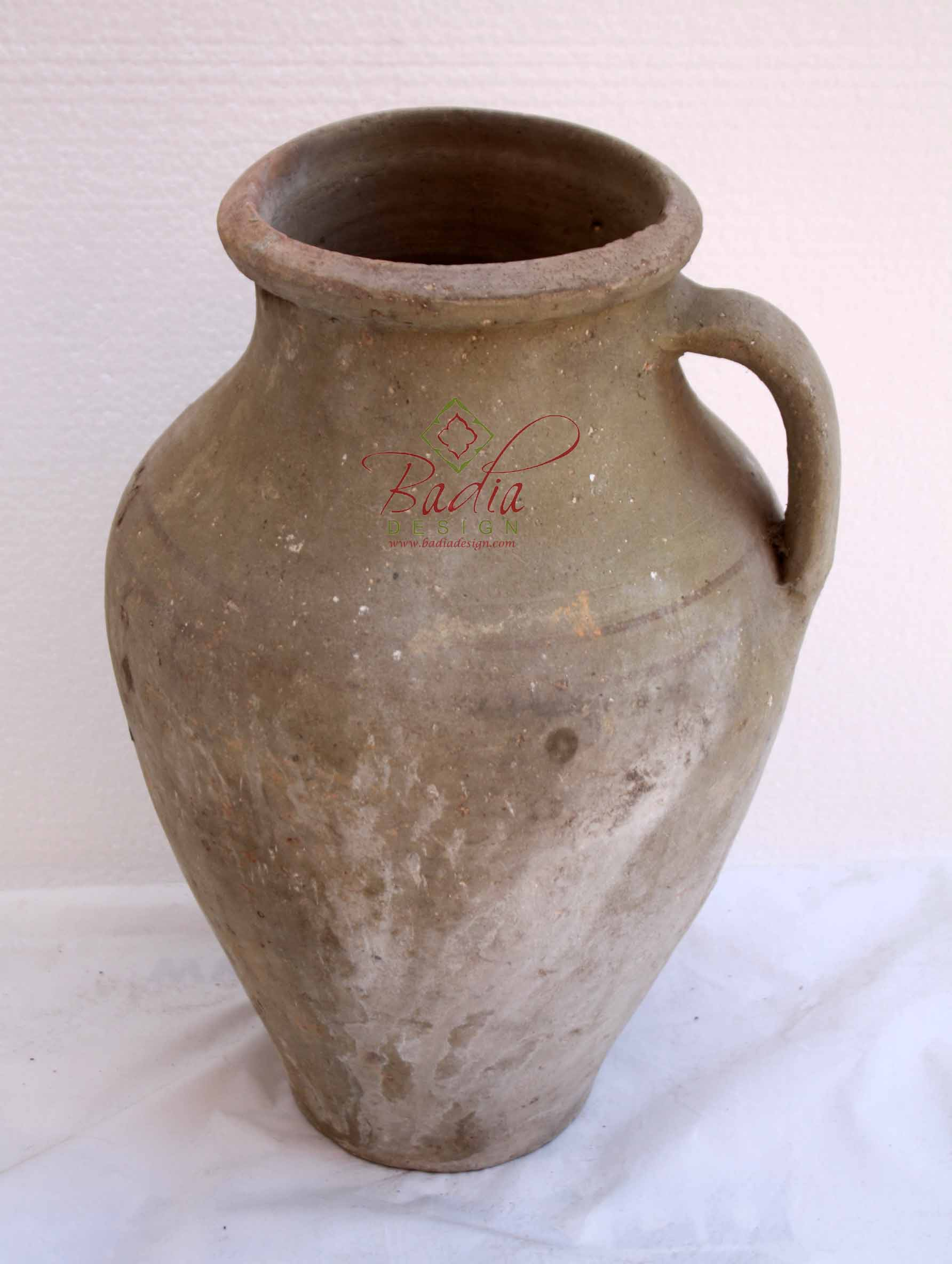 Antique Clay Jar
