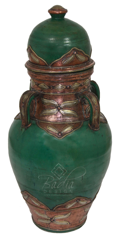 green-moroccan-hand-painted-metal-and-ceramic-urn-va088.jpg