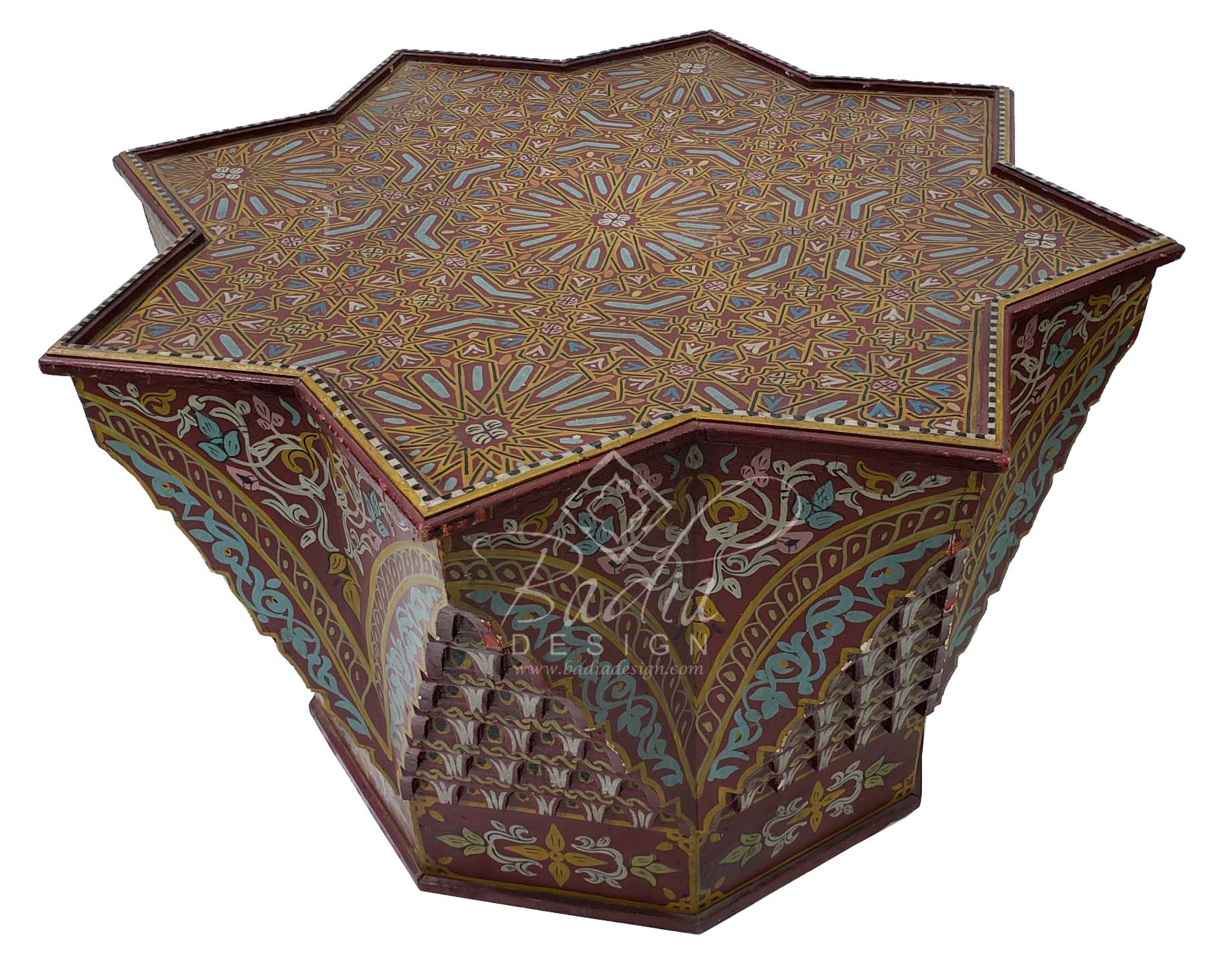 large-hand-painted-star-shaped-coffee-table-hps308.jpg