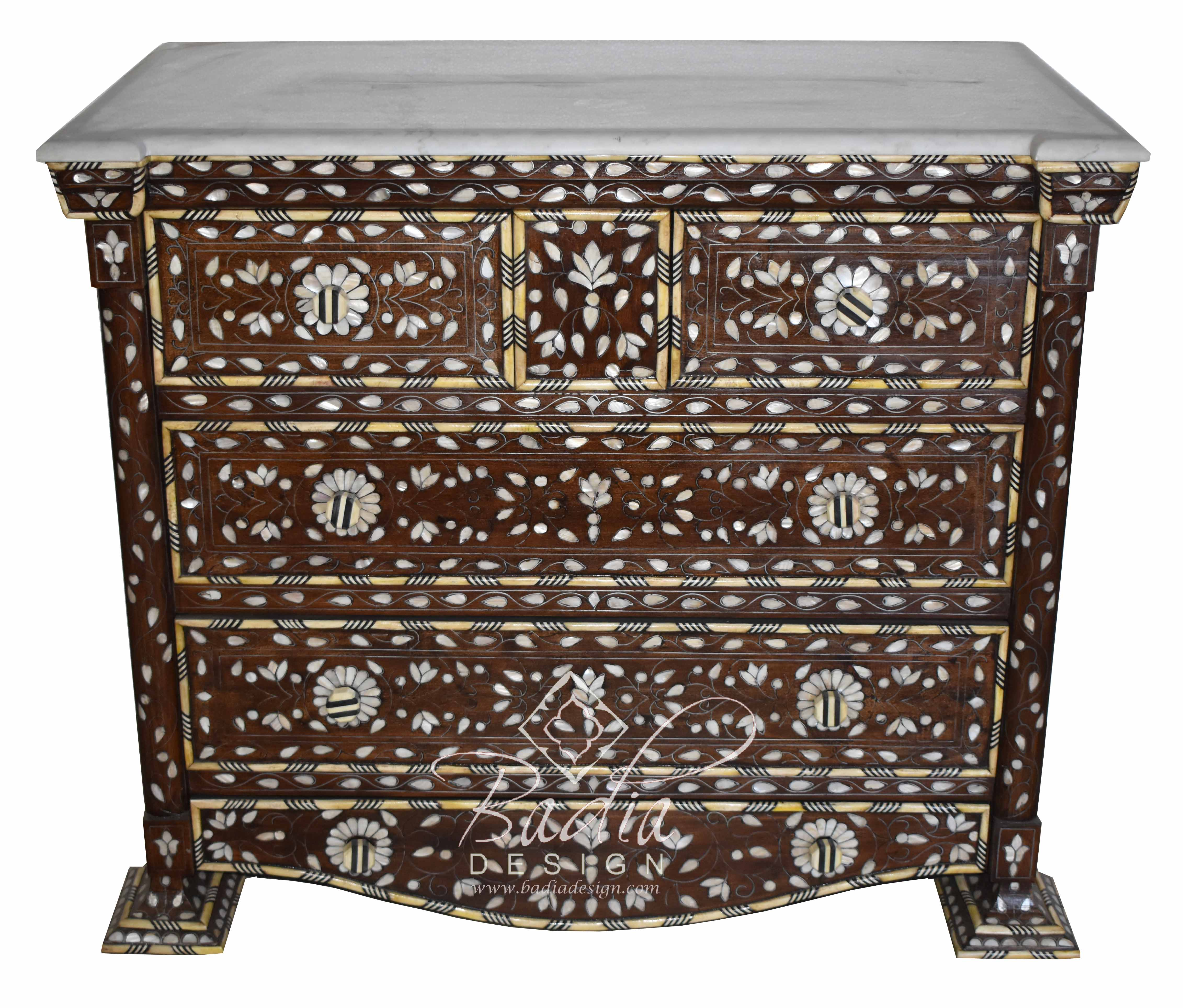 moroccan-bone-inlay-dresser-with-white-marble-top-mop-dr062-1.jpg