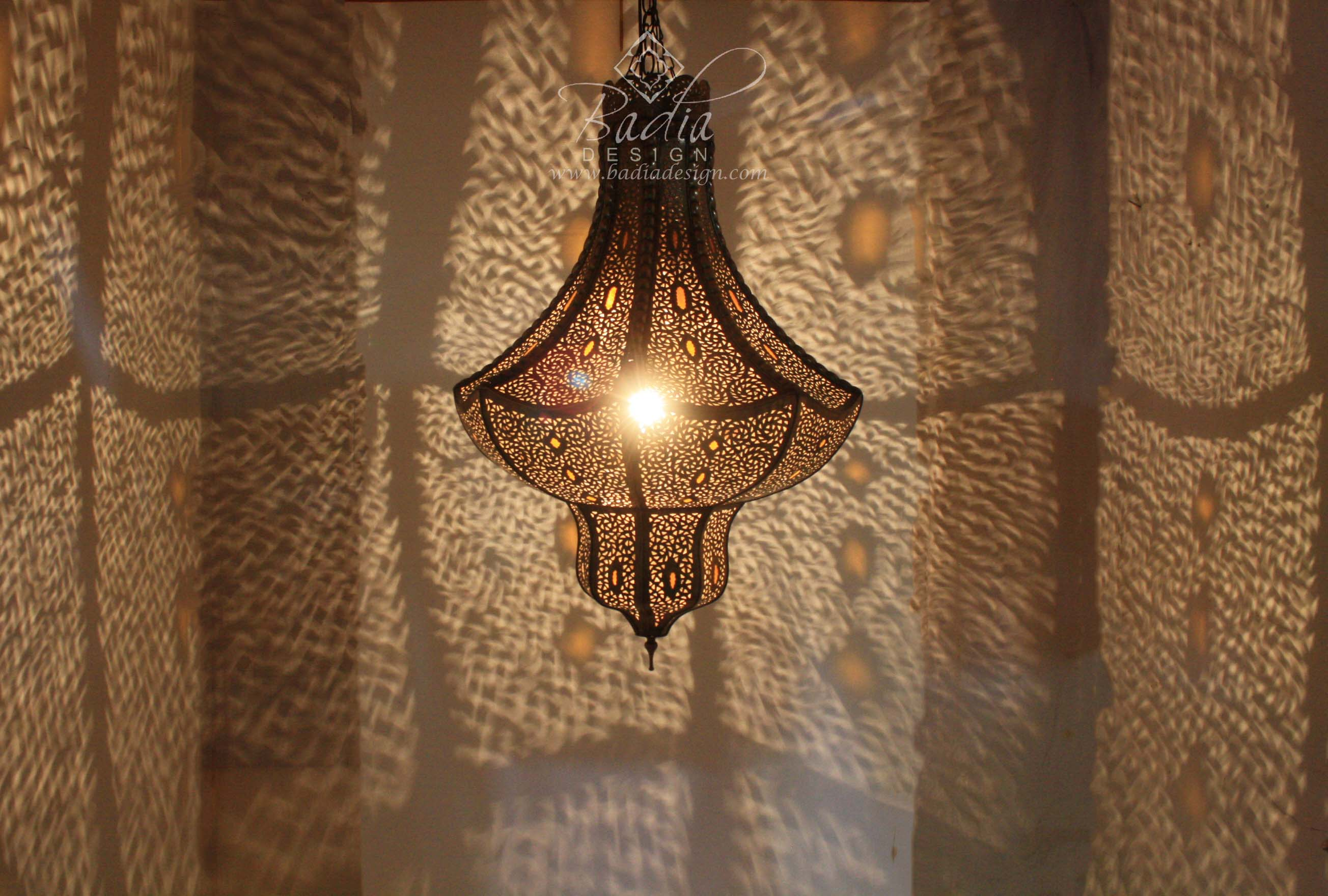moroccan-brass-chandelier-with-amber-color-glass-ch273-2.jpg