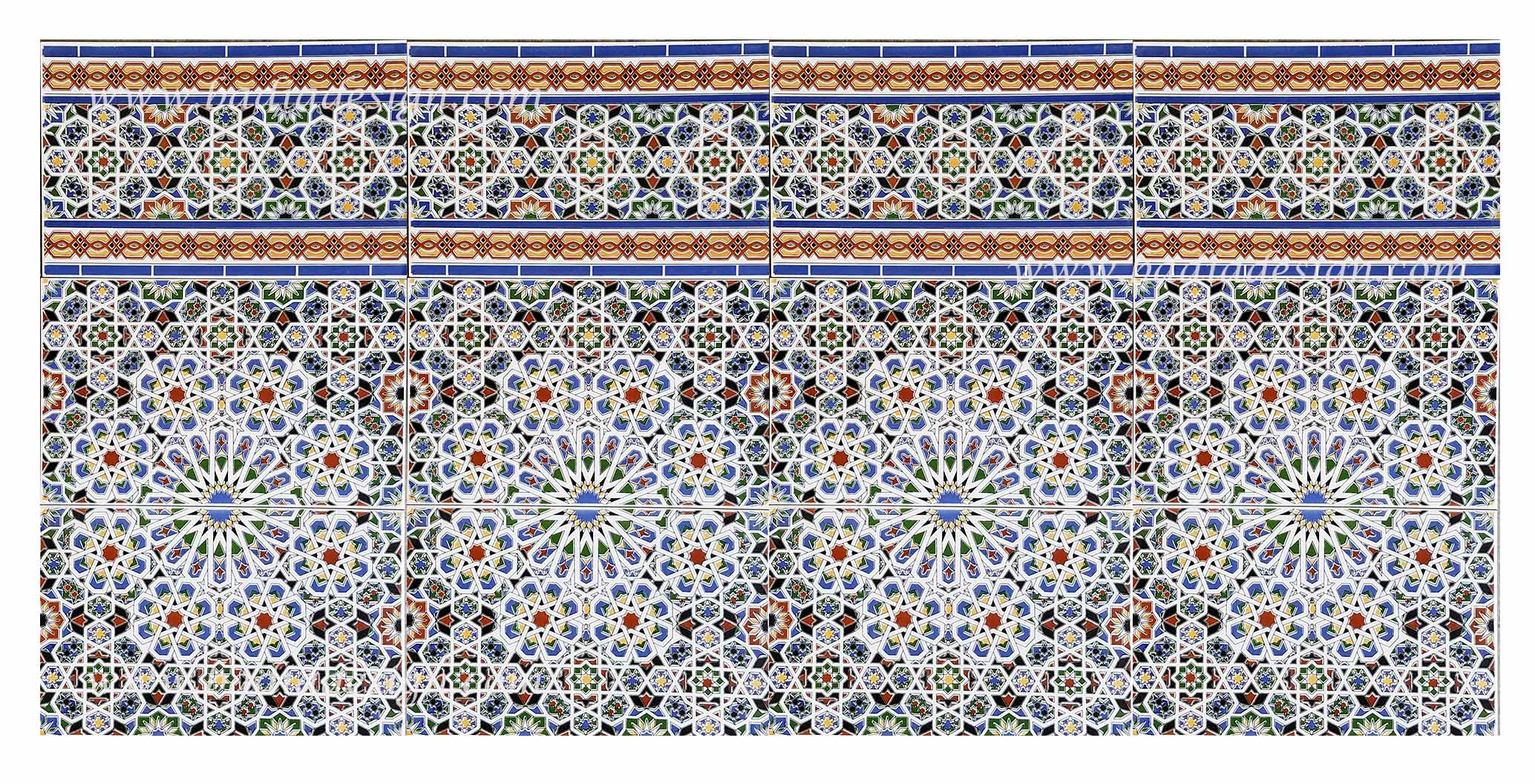 Moroccan Fex Tile