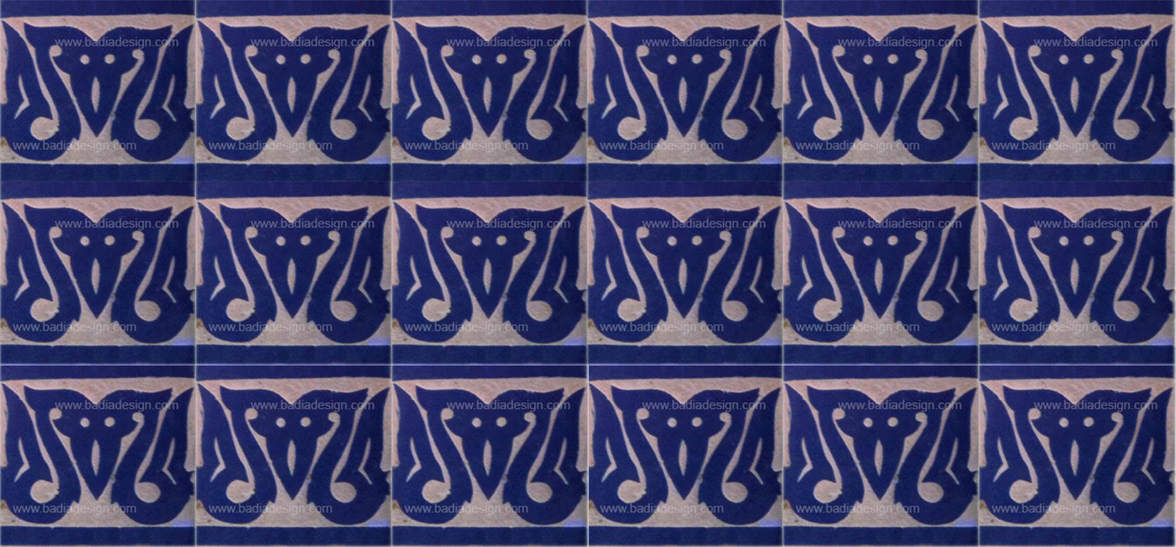 Morocan Hand Chiseled Tile
