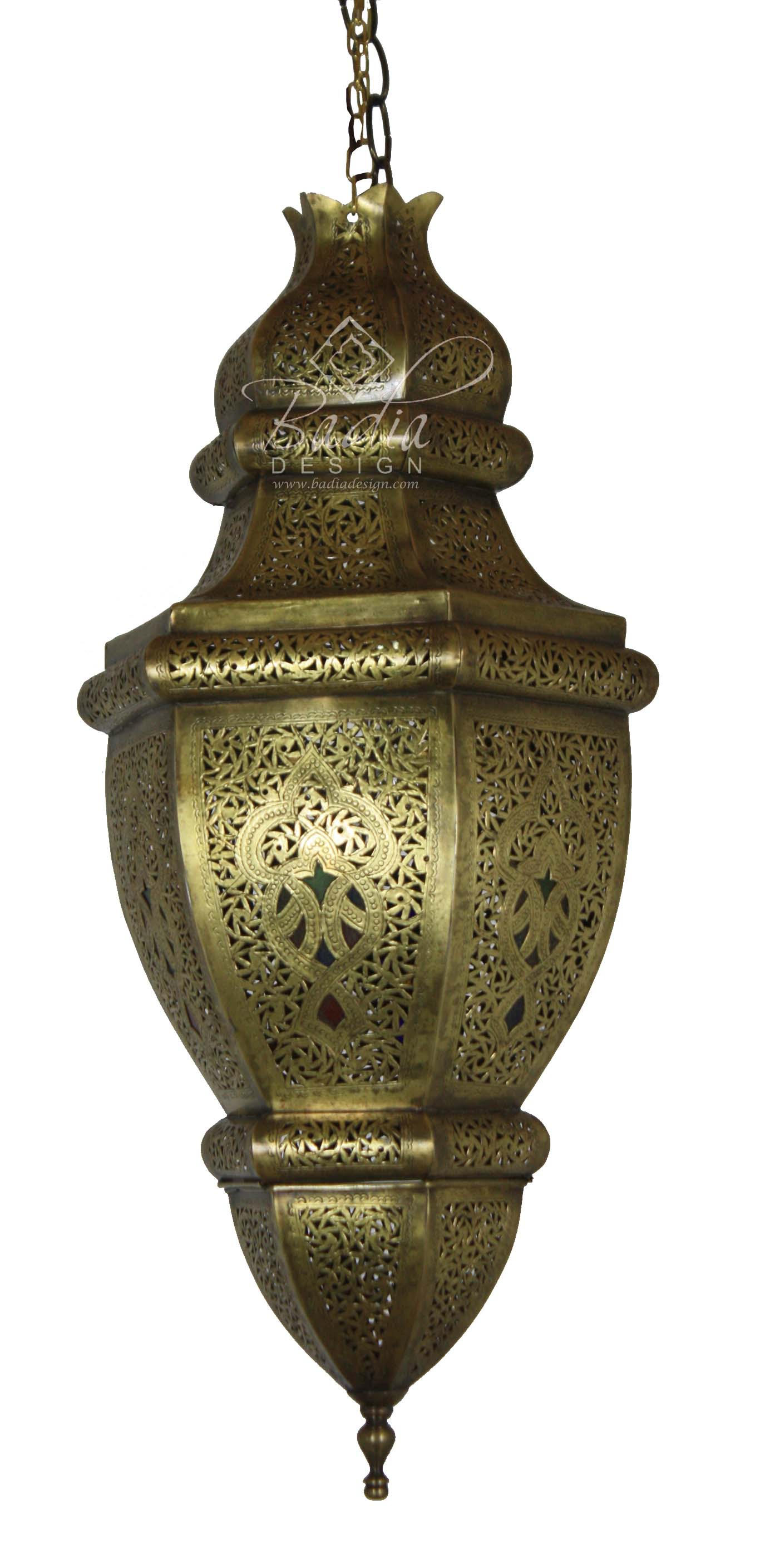 moroccan-hand-designed-brass-chandelier-with-multi-color-glass-eyelets-ch253-1.jpg