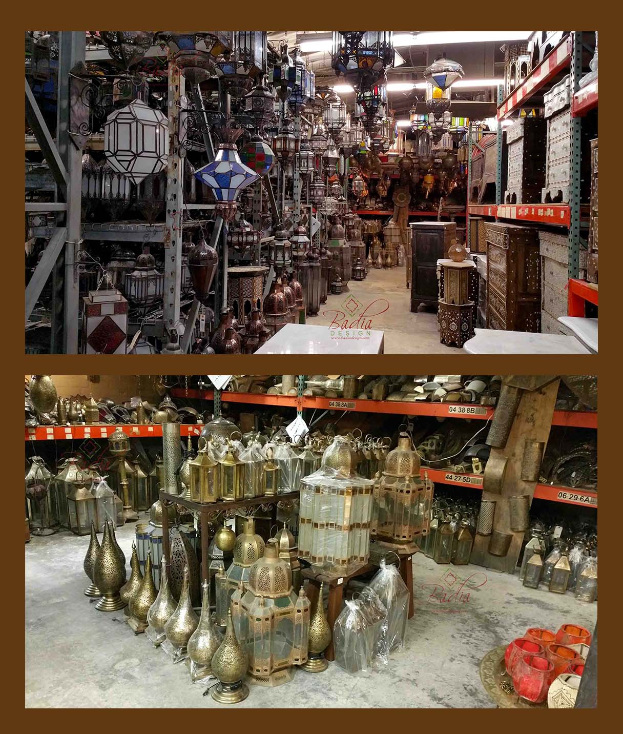 Moroccan Party Lighting Rental Los Angeles from Badia Design Inc.