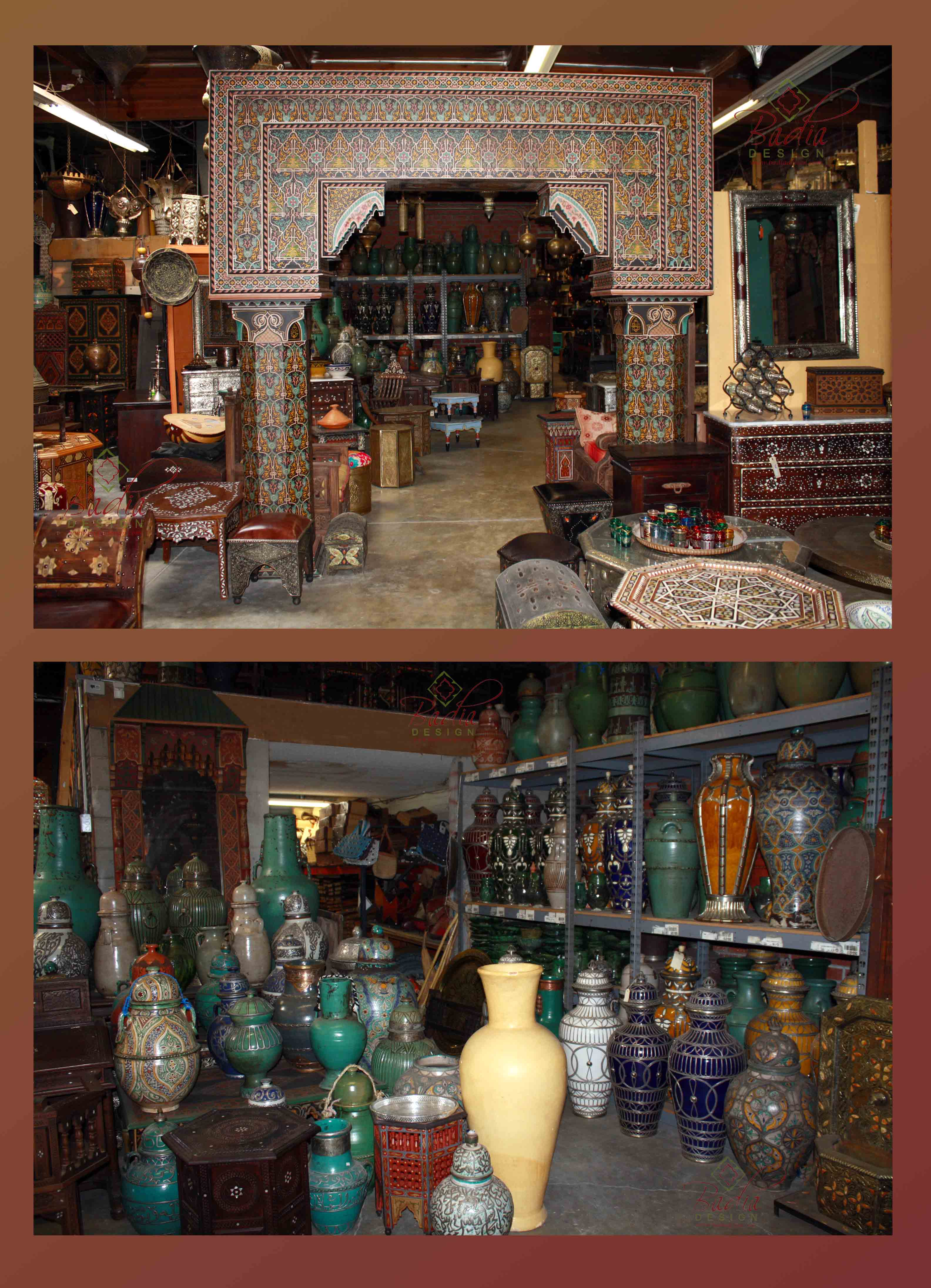 Moroccan Party Prop Rentals Los Angeles from Badia Design Inc.
