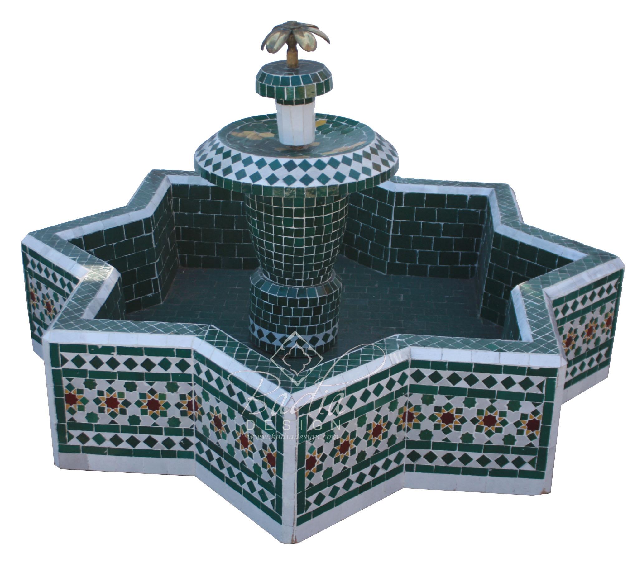 moroccan-star-shaped-green-floor-water-fountain-mf682-1.jpg