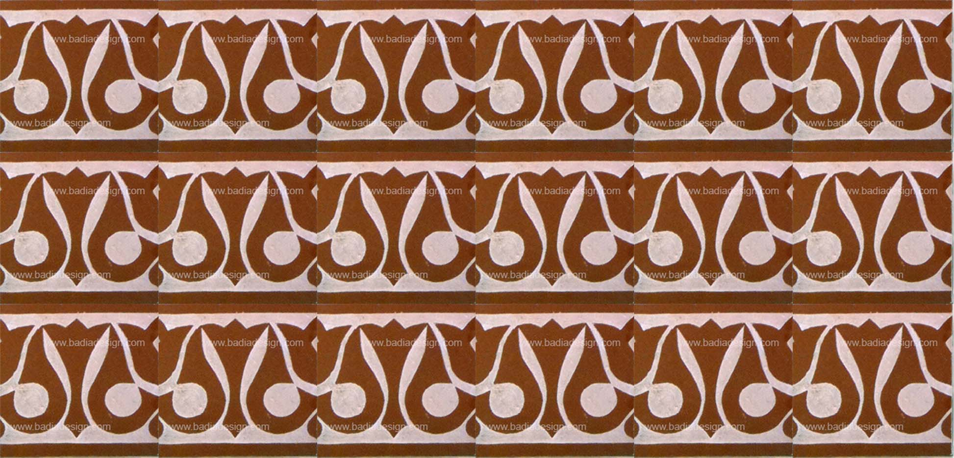 Moroccan Tile Installation