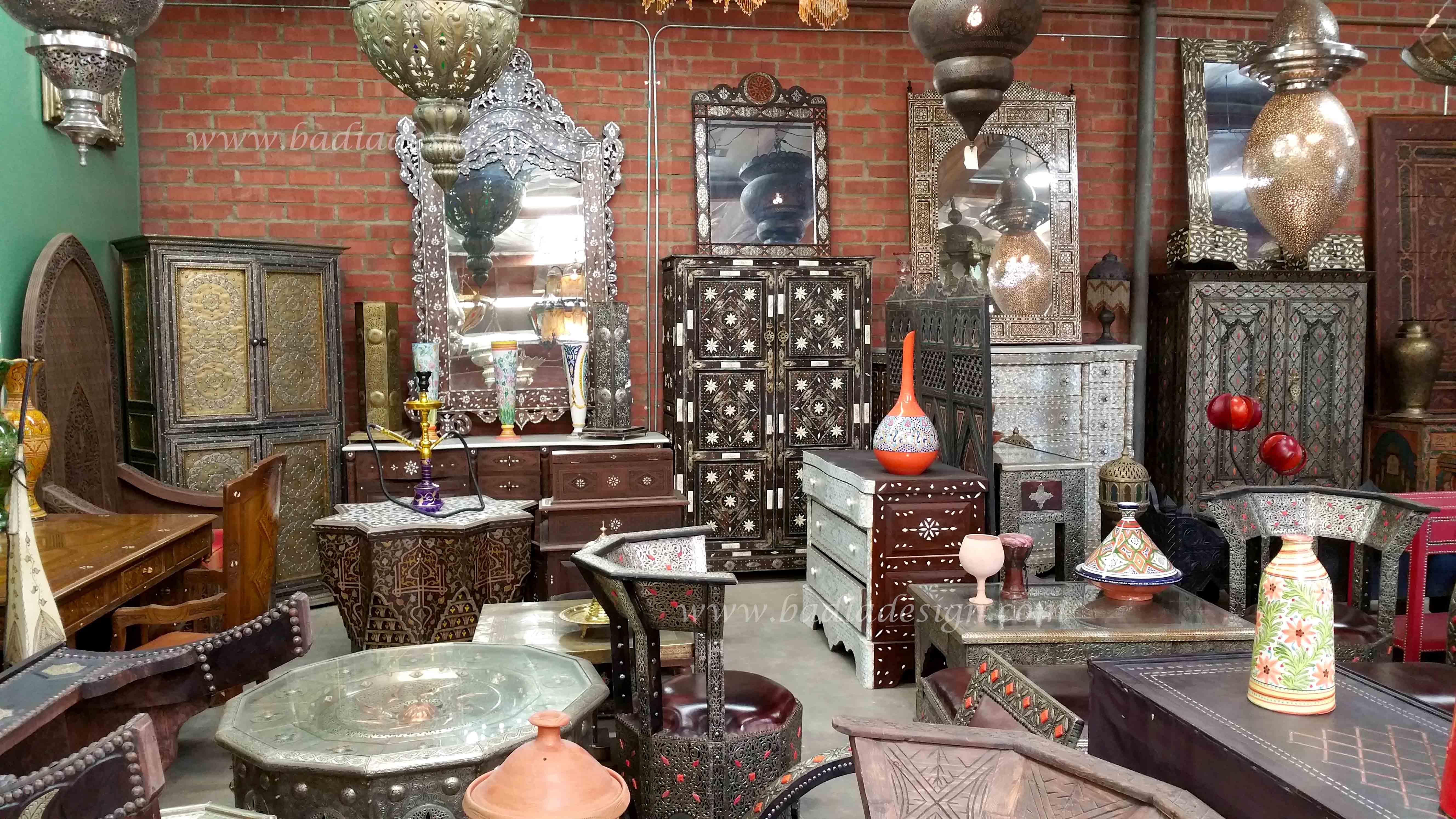 Prop Rental Los Angeles from Badia Design Inc.