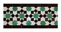 Moroccan Mosaic Border Tile - BT001
