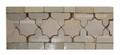 Moroccan Mosaic Border Tile - BT009