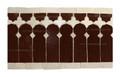 Moroccan Mosaic Border Tile - BT010